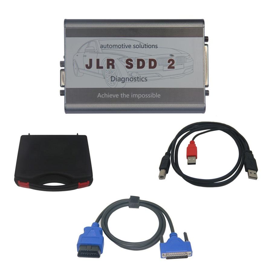 2016 New Arrival JLR SDD 2 V146 Diagnosis Key Programming