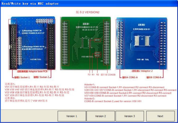 read-write-key-via-nec-adaptor-with-vvdi-mb-tool-002